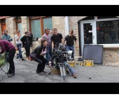 Un #comédien 40 ans pour le tournage d'un film web sur #Paris