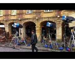 #comédiens pour tournage du film « L'UN POUR L'AUTRE »