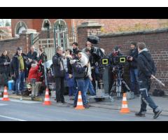 Divers profils hommes et femmes pour le tournage du film