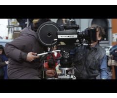 Court-métrage d'action rémunéré en anglais