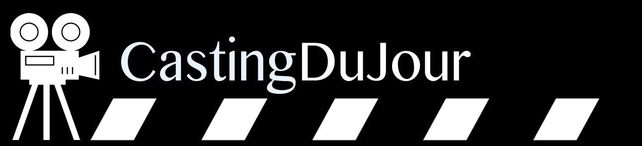 castingdujour  : Casting cinéma,  Casting chant, casting télé